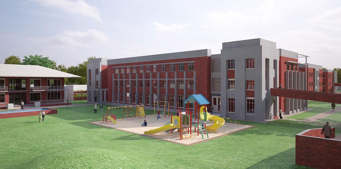 "Scholars World School<br><span class=""yellow"">Lakhimpur, Uttar Pradesh</span>"