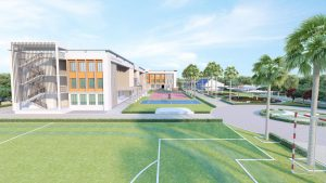 ARCHITECTURE SERVICES FOR SCHOOL BUILDING EXPANSION