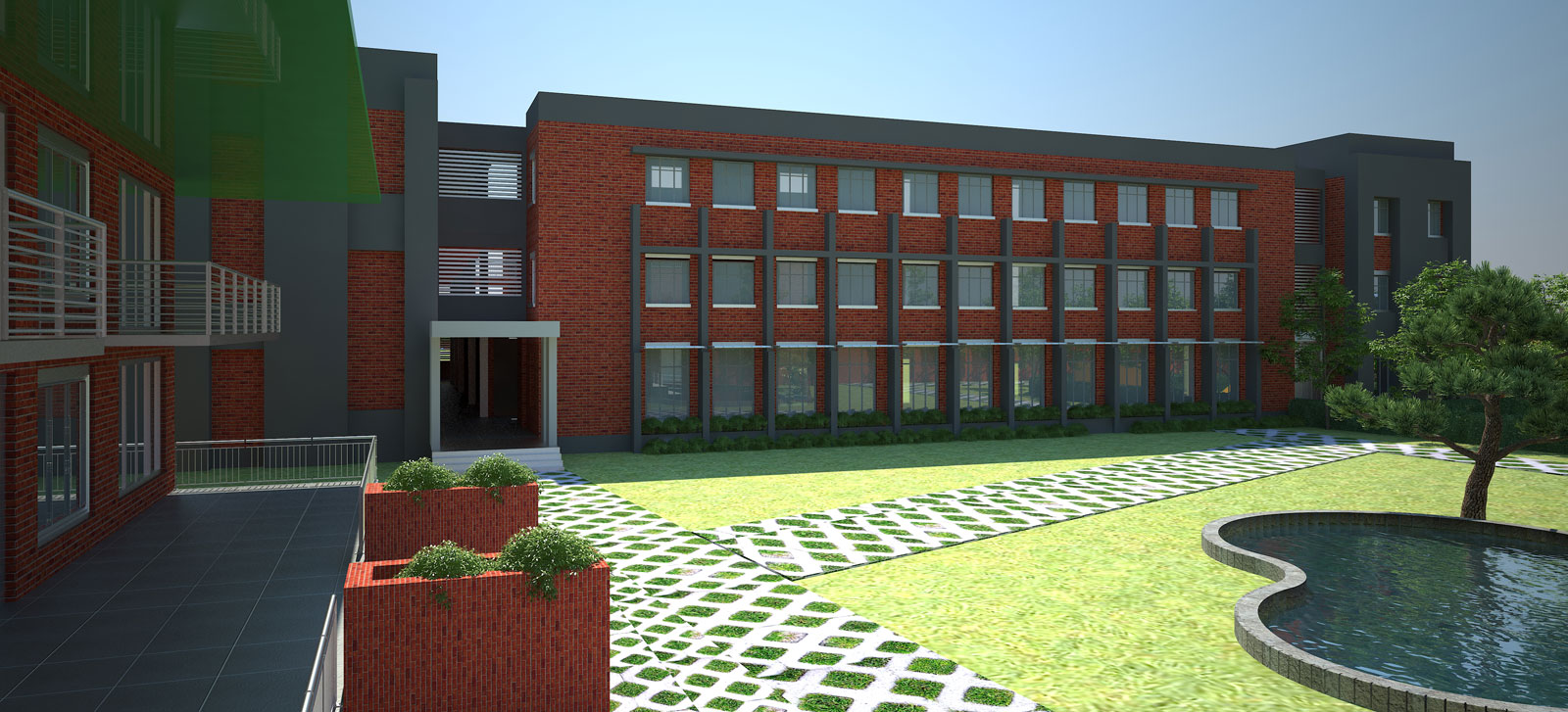 BEST ARCHITECTS FOR RESIDENTIAL SCHOOLS IN INDIA