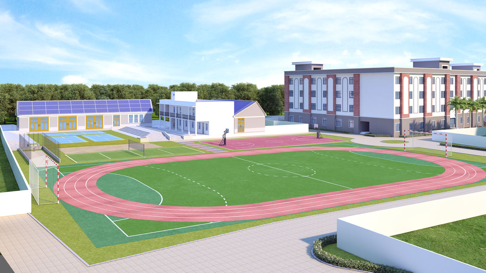 BEST IB SCHOOL ARCHITECTS IN INDIA