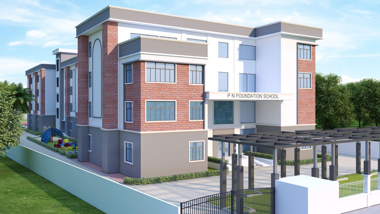 BEST IGCSE SCHOOL ARCHITECTS IN INDIA