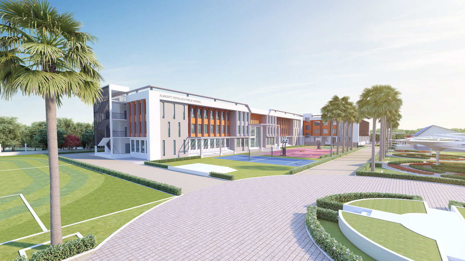 BEST SCHOOL ARCHITECTS FOR REMODELLING SCHOOL BUILDINGS IN INDIA