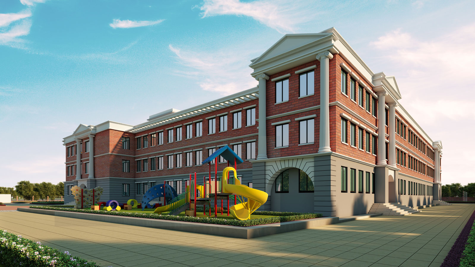 BEST STRUCTURAL CONSULTANTS AND DESIGN FOR SCHOOL BUILDINGS IN INDIA