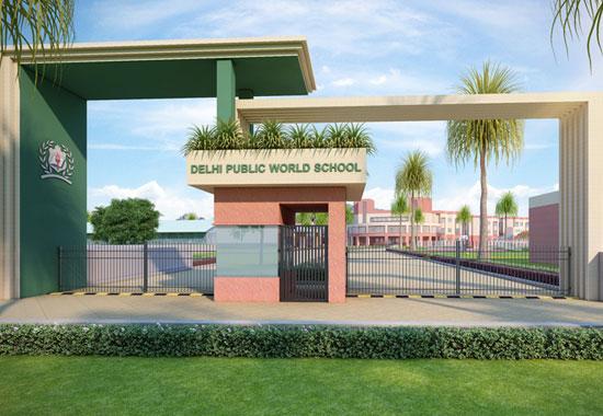 Delhi World Public School<br>Madurai, Tamilnadu