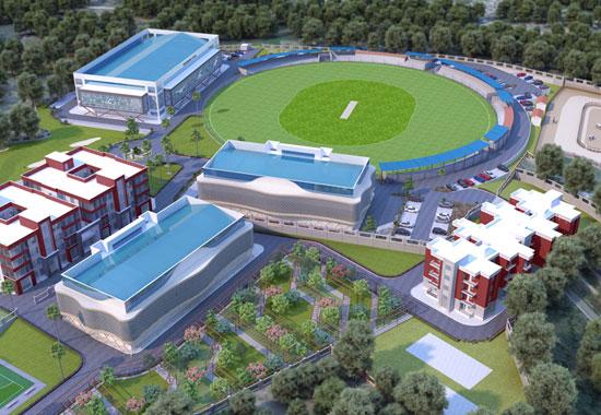 FMR Smart School<br>Golaghat, Jorhat, Assam