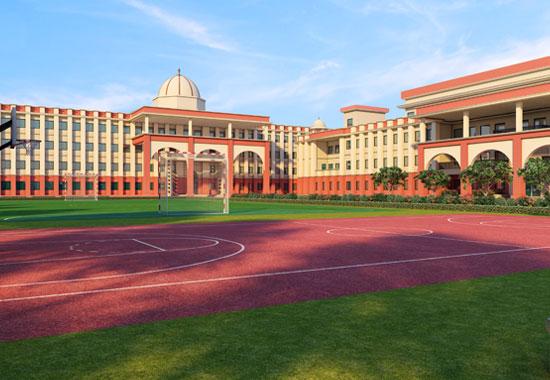 The Oriental School<br>Bhopal, Madhya Pradesh