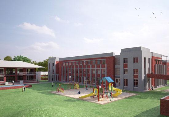 Scholars World School<br>Lakhimpur, Uttar Pradesh