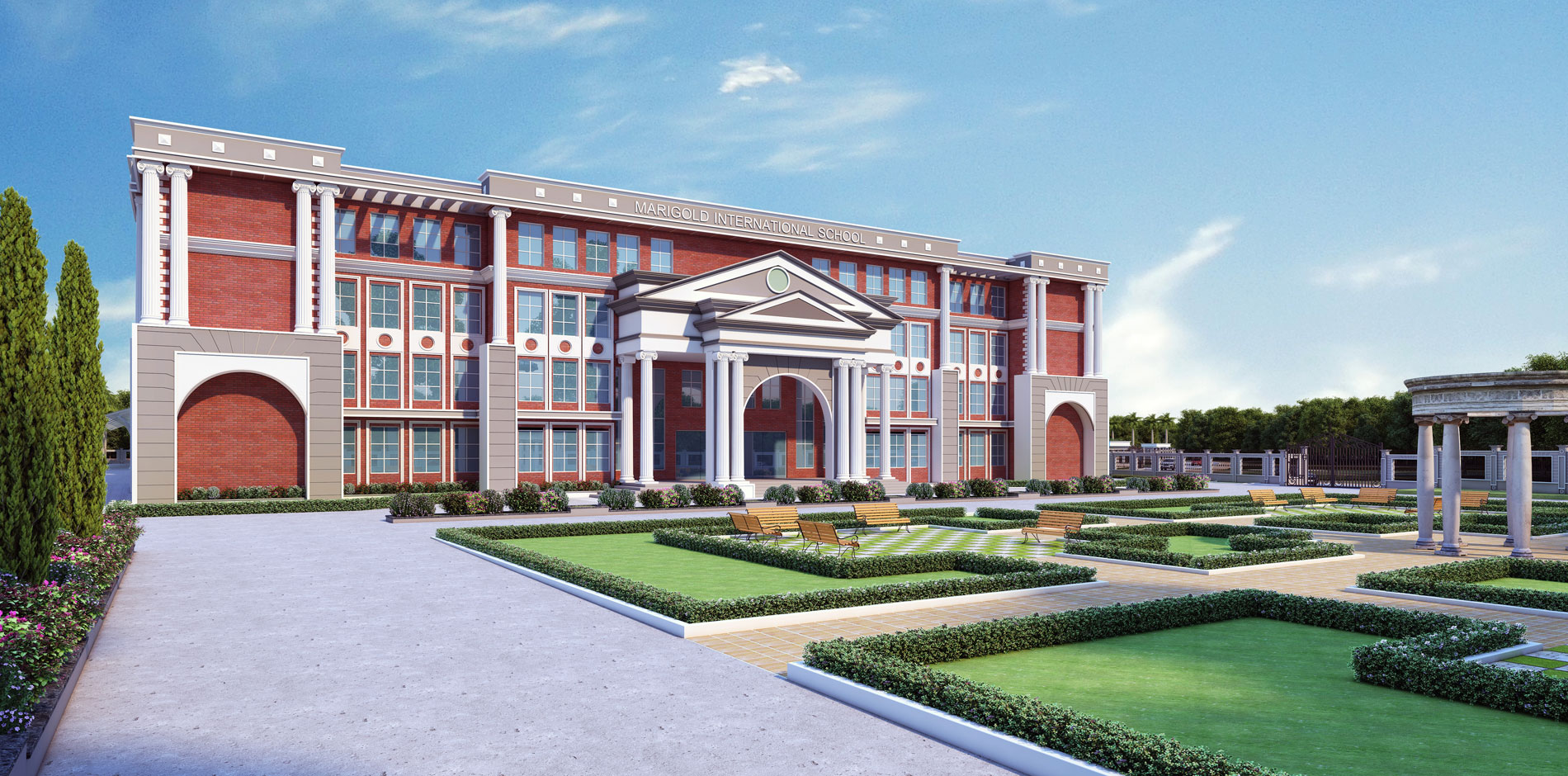 Education Institutional Architects