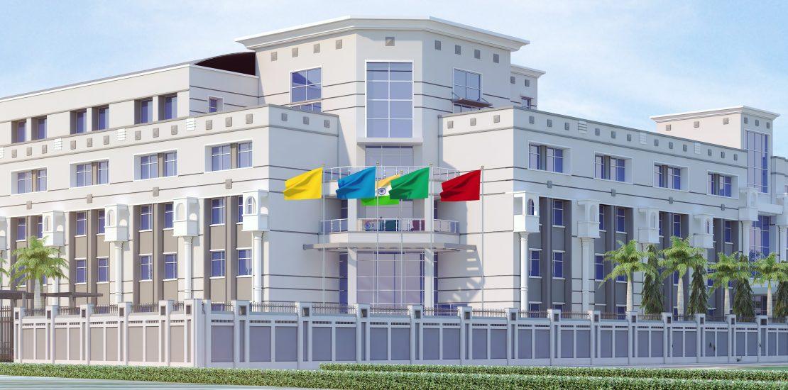 "Shri Ram Global School<br><span class=""yellow"">Lucknow, Uttar Pradesh</span>"