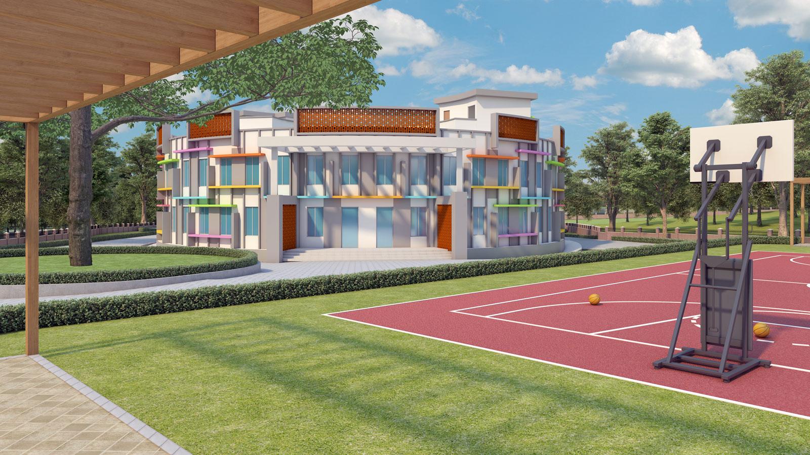 ARCHITECTS FOR SENIOR SECONDARY SCHOOLS
