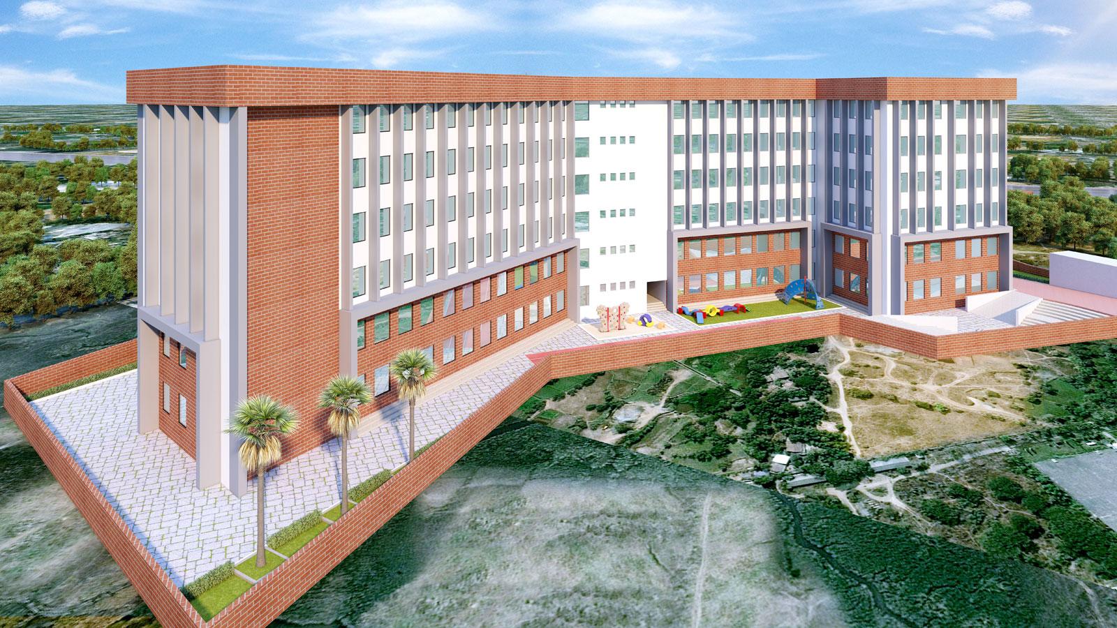 BEST INTERIOR DESIGN FOR SCHOOL BUILDINGS IN INDIA