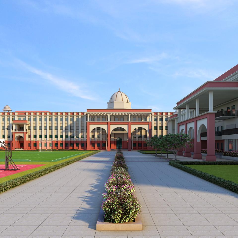 Zone 5: Senior Secondary School for Grade 11 & 12